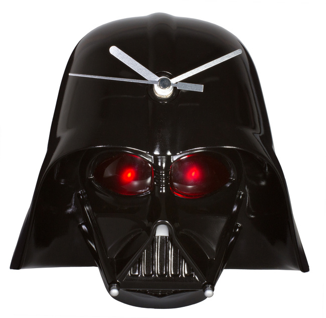 Der original Darth Vader-Wecker
