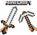 Minecraft Schwert und Axt