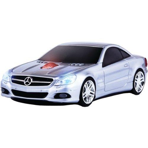Mercedes-Funkmaus – ein Geschenk für Autofreaks