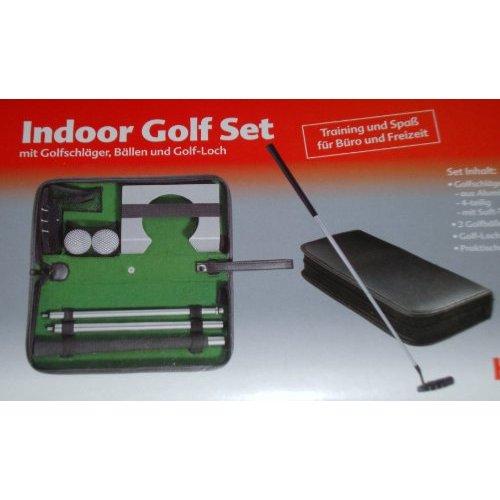 Indoor Golfset für Büro und Zuhause