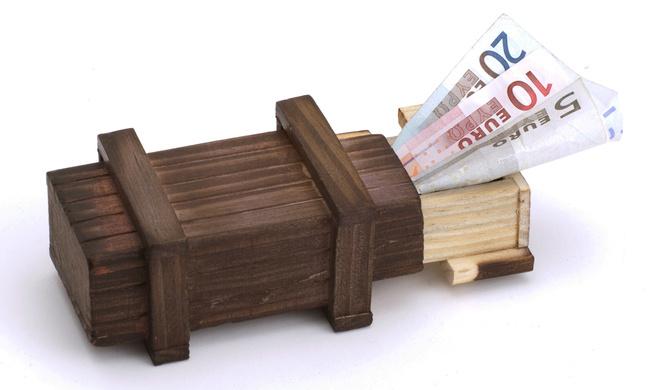 Magische Geschenkbox – Knobelverpackung für Geldgeschenke und Kleinigkeiten