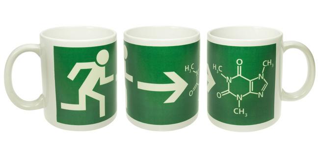 """""""Kaffeebecher"""", ein Geschenk für passionierte Kaffeetrinker"""