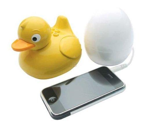 iDuck – sorgt für die Musik beim entspannenden Bad
