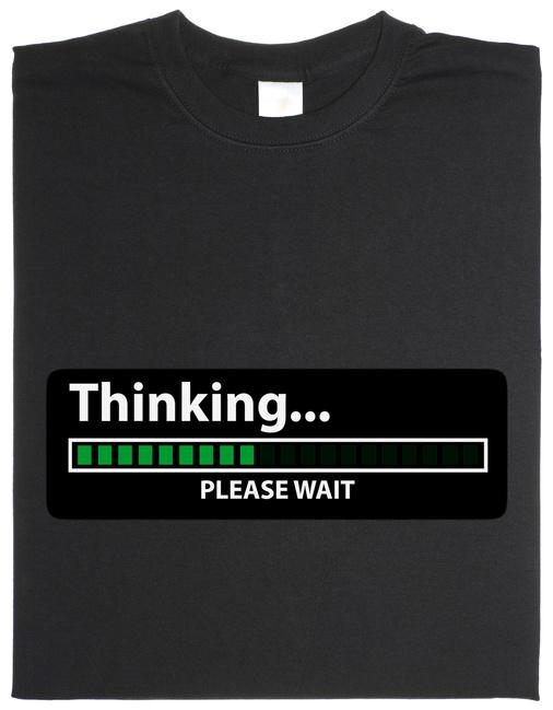 Animiertes T-Shirt für PC-Freaks