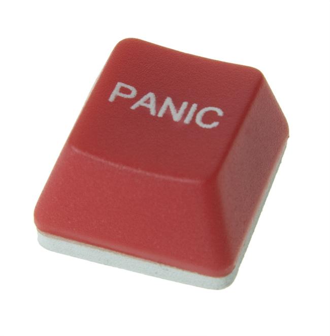 Panik-Taste für die Tastatur – eine Kleinigkeit für alle Tastenquäler